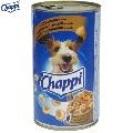 Hrana umeda pentru caini Chappi vita si pasare 1.2 kg