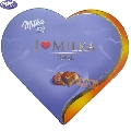 Praline I Love Milka 150 gr