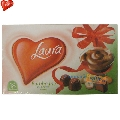 Bomboane de ciocolata cu crema de alune Laura 140 gr