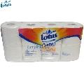 Hartie igienica 2 straturi Lotus Confort 8 role