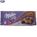 Ciocolata Milka Noisette 100 gr