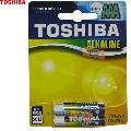 Bateri AAA Toshiba 2 buc