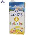Lapte UHT LaDorna 6 vitamine 1 L