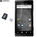 Telefon mobil Motorola A853 Milestone Black + card 8 GB