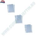 File plastic Noki  100 buc/set  A4
