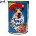 Hrana umeda caini Chappi vita + legume 1.2 kg