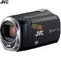 Camera video JVC Everio GZ-MS110B Black  1/6 inch
