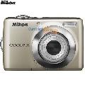 Camera foto Nikon Coolpix L21 Silver  8 MP