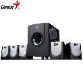 Boxe PC 5.1 Genius SW-5.1 1800  55W RMS