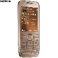 Telefon mobil Nokia E52 Golden