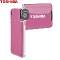 Camera video Toshiba Camileo S20  5 MP  Pink