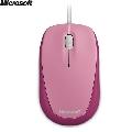 Mouse Microsoft Compact  Optic  USB  roz