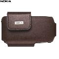 Husa piele Nokia CP-155 BR  maro