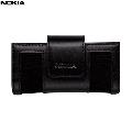 Husa piele Nokia CP-153 BL  negru