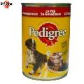 Hrana umeda caini Pedigree Adult Vita 400 gr