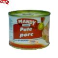Pate de ficat de porc Mandy 200 gr