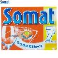 Detergent masina spalat vase Somat Soda 7 Functions 30 tab