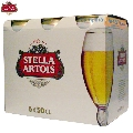 Bere Stella Artois Pack 6 doze x 0.5 L