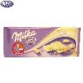 Ciocolata Milka White 100 gr