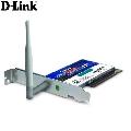Placa de retea wireless XtremeG D-Link DWL-G520  108M