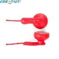 Casti MP3 Creative EP-220  Red