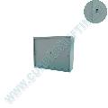 Dulap metalic usi culisante  120 x 42 x 82 cm  1 raft