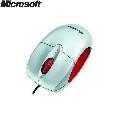 Mouse Microsoft Notebook  Optic  USB  Argintiu
