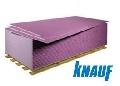 Placa gips carton ignifuga GKF 12.5mm KNAUF