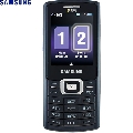 Telefon mobil Samsung C5212 Duos Black