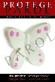 Buton fluturas alb, S.H143-40 A66