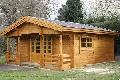 Casa din lemn - Bucura 6x5m