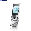 Telefon mobil Samsung C3050 Snow White