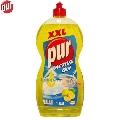 Detergent lichid vase Pur Lemon 1.5 L