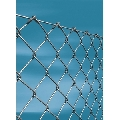 Plasa de gard zincata impletita GRIPLAS 50x50mm 100cm 10m