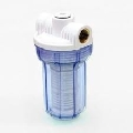 Filtru de apa 1/2 echipat cu cartus filtrant sita