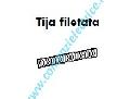 Bara filetata M10x1ml