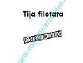 Bara filetata M8x1ml