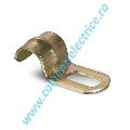 Clema metalica de rezistenta mare, � 25÷26 mm
