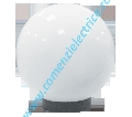 Corp de iluminat glob laptos 25CM+soclu (96300017)