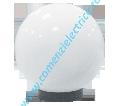 Corp de iluminat glob laptos 40CM+soclu