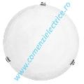 Plafoniera SALOME alb, E27 2x60W (7184)