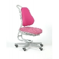 Scaun ergonomic pentru copii Rovo Buggy Pink