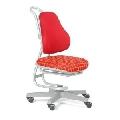 Scaun ergonomic pentru copii Rovo Buggy Rosu