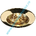 Plafoniera PIKA MR16 downlight rigid crom