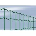 Plasa de gard verde sudata NOVAPLAX 60x100mm 150cm 25m