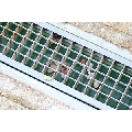 Plasa protectie Quadra 05 verde 0.5x30 m