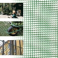 Plasa protectie Quadra 20 verde 1X5m