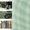 Plasa protectie Tenax Quadra 20 verde 1X5m