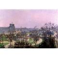 Gradinile Tuileries (45 x 30 cm)