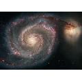 Galaxia Whirlpool (45 x 30 cm)